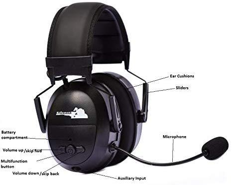 Rifleman Bluetooth Features