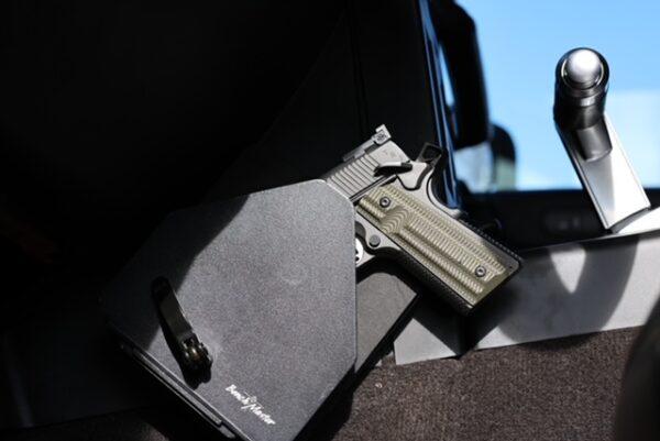 Benchmaster Quick Release Gun Storage